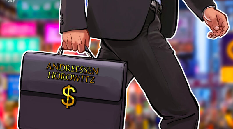 Andreessen Horowitz leads $40M investment round into crypto-trading platform